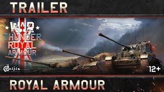 War Thunder: British ground forces