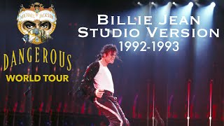 Dangerous Tour - Billie Jean Studio Version Instrumental