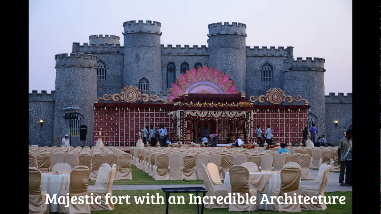 Hyderabad grand wedding