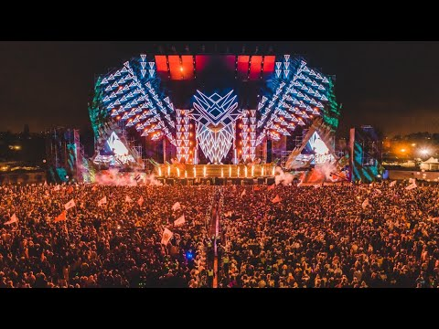 Skrillex Live  Electric Jungle Music Festival 2018