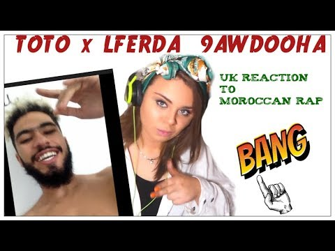 TOTO x LFERDA - 9AWDOOHA (Official Audio) REACTION!
