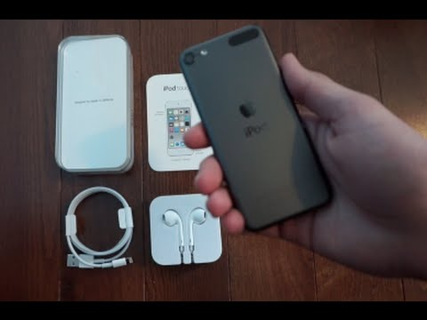 how to open ipod touch 6th generation