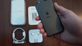 iPod Touch 6th Generation Unboxing !!