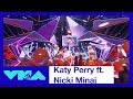 Katy Perry Ft. Nicki Minaj 360° Performance Of 'Swish Swish' | 2017 VMAs | MTV