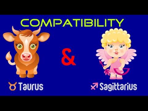 Taurus & Sagittarius Sexual & Intimacy Compatibility