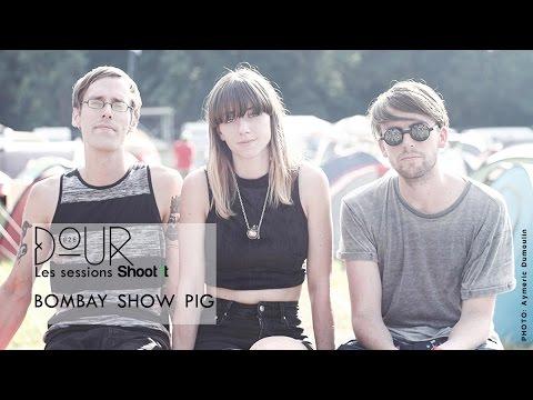 Bombay Show Pig - Lighten the Low - Shoot it à Dour Festival