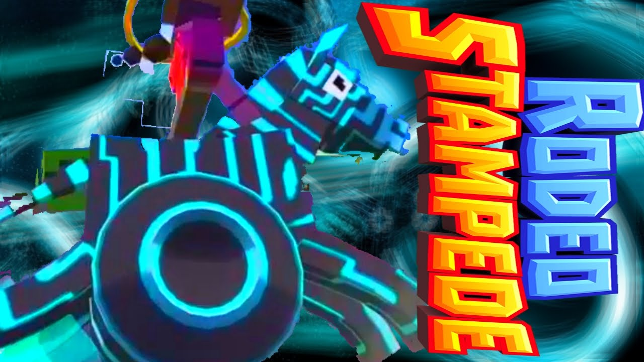 Rodeo Stampede Tron Zebra Chef Lion Quest Youtube