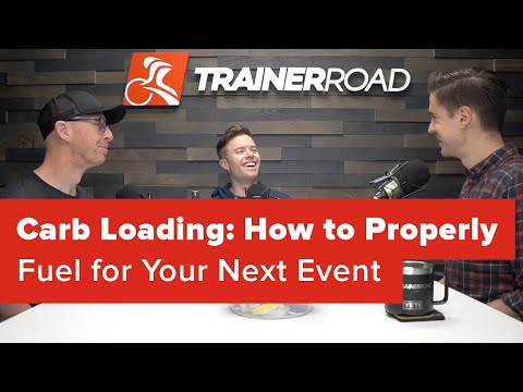 Carb Loading: How to Properly Fuel for Your Next Event (Ask a Cycling Coach 244)