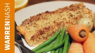 Lemon Pepper Fish - Easiest Valentines Day Recipe - Recipes From Fitbrits.com