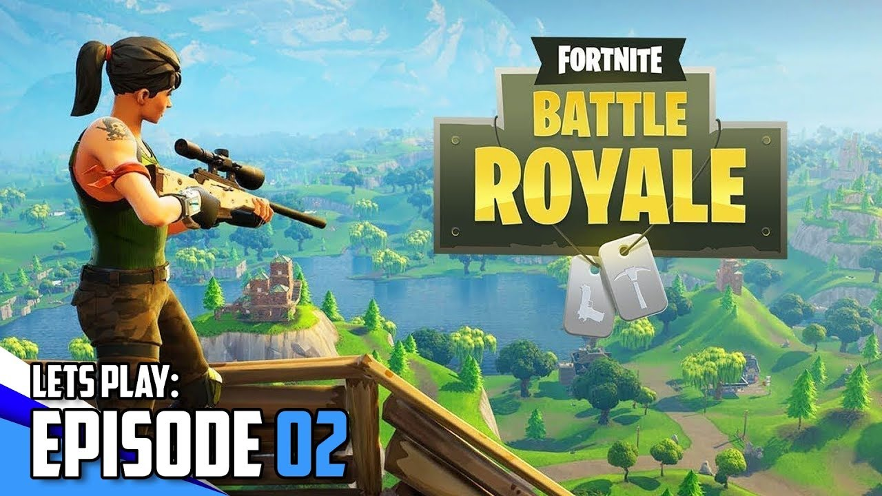 New Tactics Fortnite Battle Royale Gameplay Episode  Ps Pro