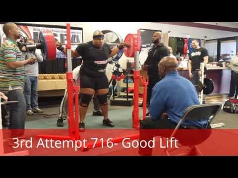 2014 USPA MARYLAND RAW FULL POWER, PUSH-PULL CHAMPIONSHIPS