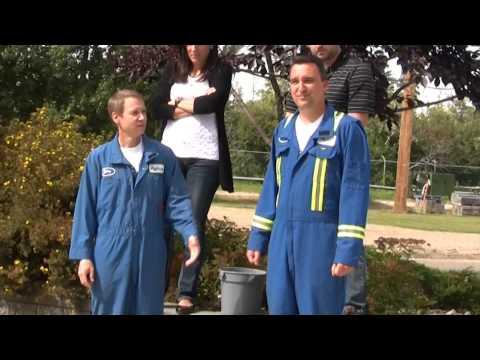 ALS Ice Bucket Challenge at Agrium FNO