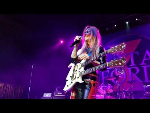 Lita Ford - Only Women Bleed (Alice Cooper cover); The Masonic Temple; Detroit, MI; 4-21-2018