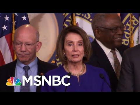 Inside The Secret President Donald Trump Impeachment Meeting  The Beat With Ari Melber  MSNBC