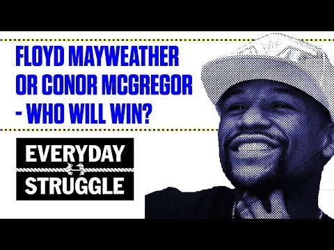 Thumbnail: Floyd Mayweather or Conor McGregor - Who Will Win?