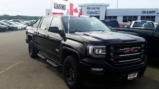 2016 all terrain x sierra black for tyler