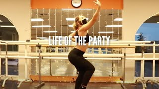 LIFE OF THE PARTY | INT BROADWAY JAZZ | LEILA CROCKER CHOREO | INMOTION PERFORMING ARTS STUDIO