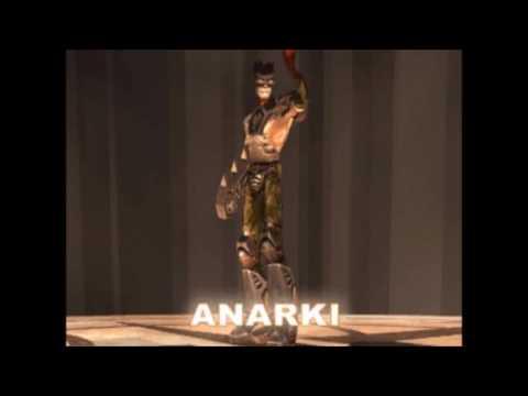 Quake 3 Arena Sounds - Anarki