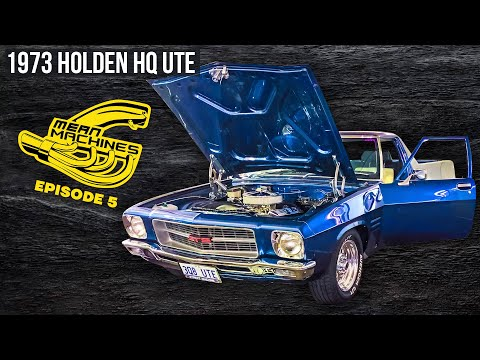 1973 Holden HQ Utility Street Machine - Motorvation 34