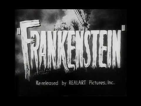 FRANKENSTEIN 1931 TRAILER - YouTube