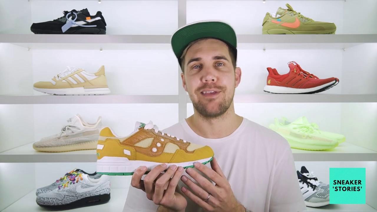 Saucony x Sneaker Politics \