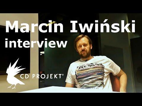 Marcin Iwiński interview /eng sub/