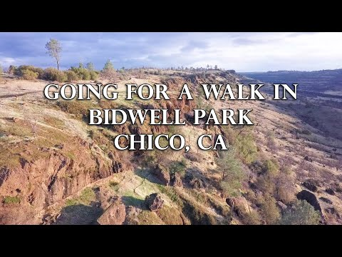 christmas-hiking-in-upper-bidwell-in-chico-california