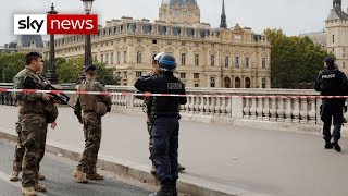 Police officers killed in Paris knife attack
