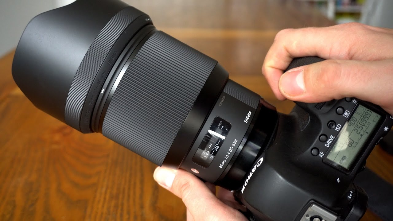 Sigma 85mm F 1 4 Art Lens Review With Samples Full Frame