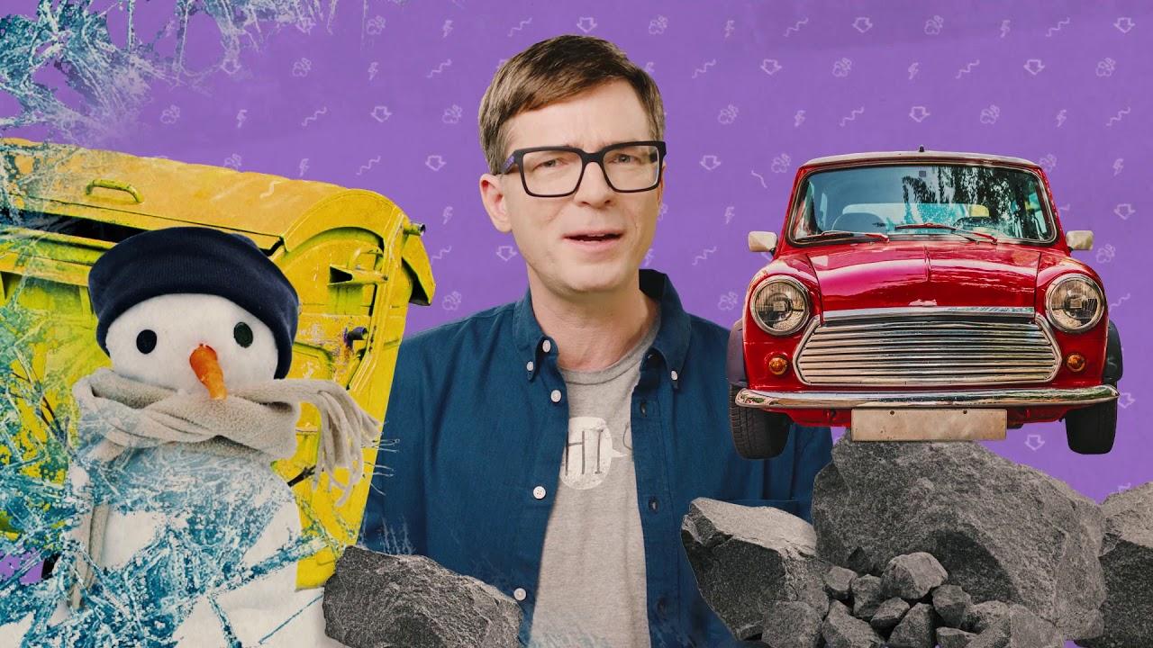 Folge 3: Fahrrad I Das Gesetz der Straße – mit Ralph Caspers - YouTube