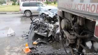 Подборка аварий на видеорегистратор 156 - Car Crash compilation 156 [18+]