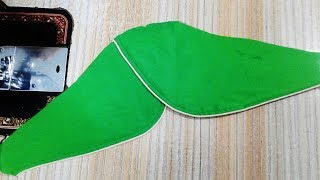 Tulip Sleeves Designs Cutting and Stitching DIY