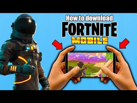How To Download Fortnite In Android Free APK * NO HUMAN VERIFICATION * (RE-UPLOAD)