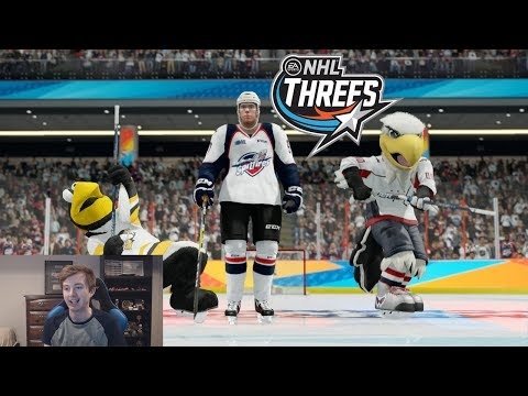 NHL 18 THREES CIRCUIT: METROPOLITAN CIRCUIT FINAL BOSS