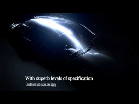 New mercedes benz e class executive se lightning advert for Mercedes benz new advert