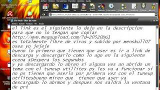 descargar tema de windows xp black edition para xp(todos los xp)