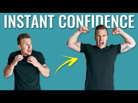 5 Ways to Demolish Insecurity (INSTANT CONFIDENCE!)