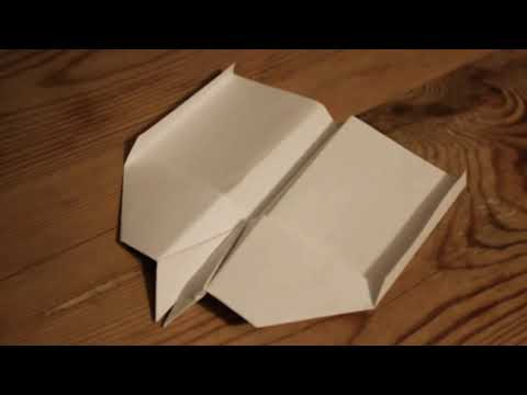 How to build a paper airplane that even flies forever infinity how to build a paper airplane that even flies forever infinity paper plane ii malvernweather Choice Image