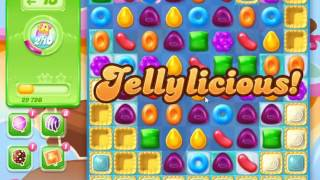 Candy Crush Jelly Saga Level 799 - NO BOOSTERS (CLOSER TO PAY2WIN-VERSION)