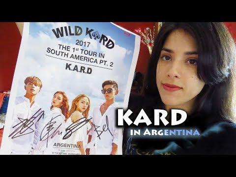 WILD KARD TOUR 2017 IN ARGENTINA - MI experiencia [HI TOUCH, FANSING y CONCIERTO]