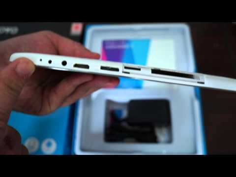 Voyo A18 Octa-Core Exynos 5410 3g Phone tlet PC - First Look ...