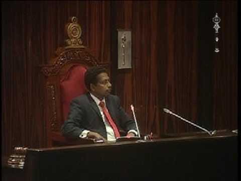 Parliament of Sri Lanka - 9 December 2016 Part 8