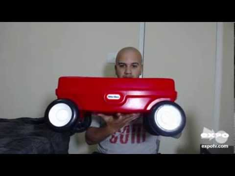 Little Tikes Lil Wagon Review