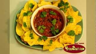 Authentic Mexican Red Salsa - Just Like Restaurant