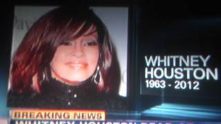 Whitney Houston Died of a Drug Overdose at age 48