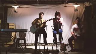 Download Video Shape Of You ( Cover Mario Jola Indonesian Idol 2018) Bikin Hati Manja MP3 3GP MP4