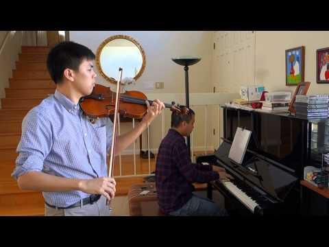 Disney Classics Medley - Violin and Piano