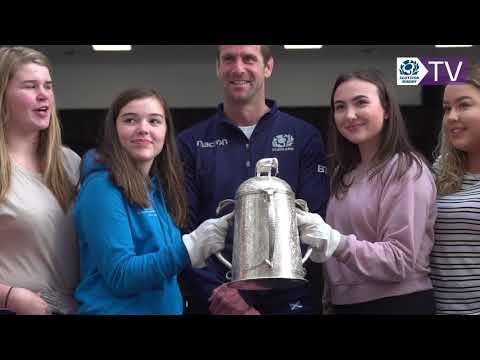 Calcutta Cup Makes 53 Stops Around Scotland | Shetland