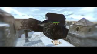 Epic channel trailer   GAME OWER   Танки онлайн