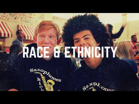Race + Ethnicity - Marathon Co. Teen